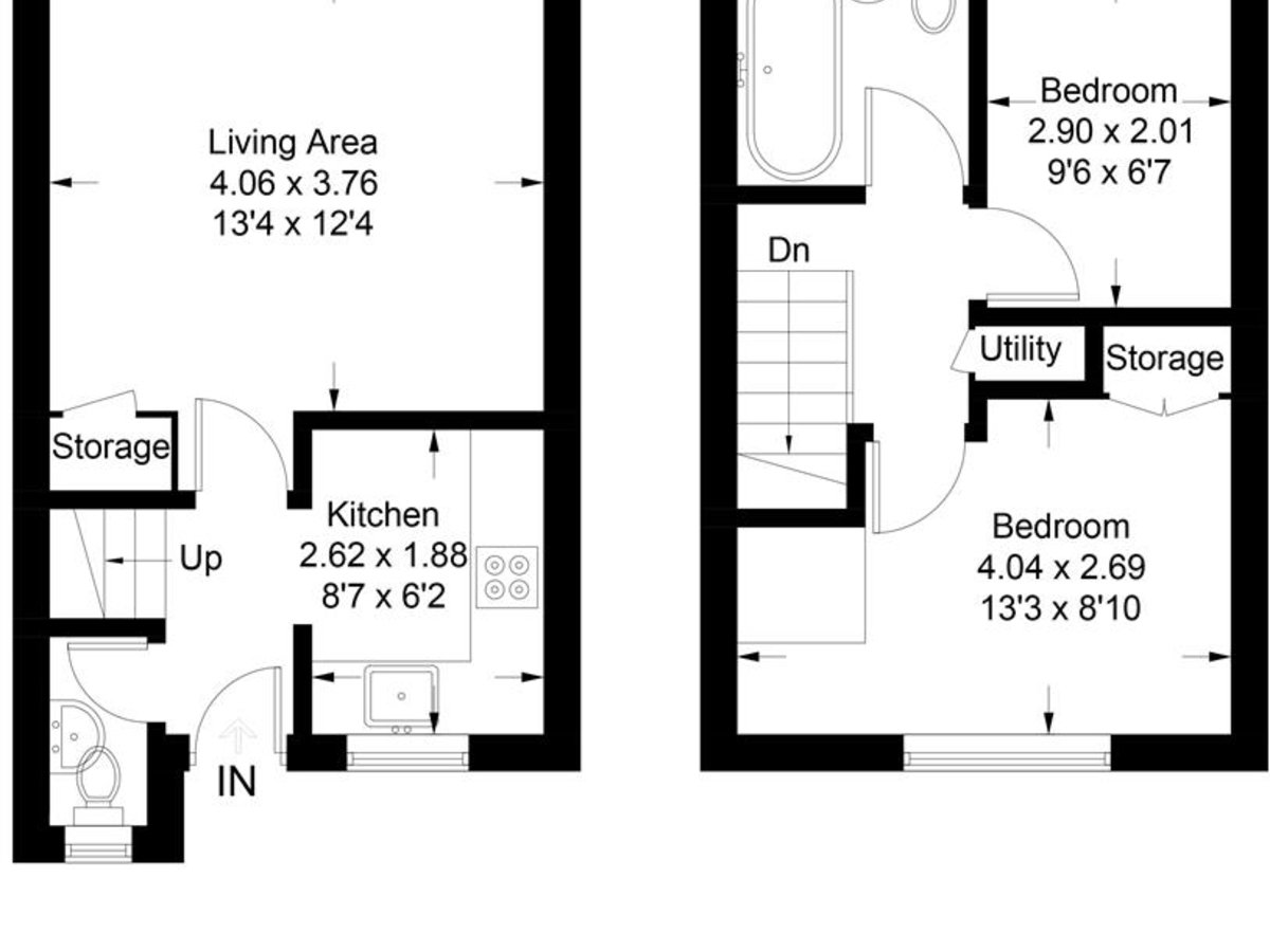 2 bedroom  House for sale in Oxfordshire - Slide 1