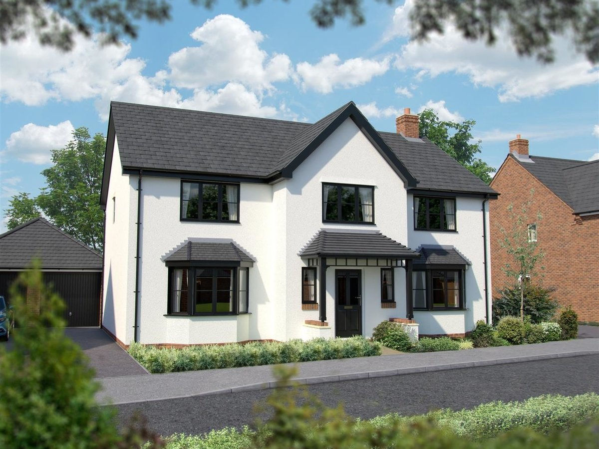 House - Detached for sale in Steeple Claydon - Slide 1