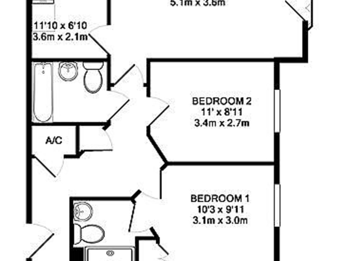 2 bedroom  Apartment to rent in Aylesbury - Slide 7