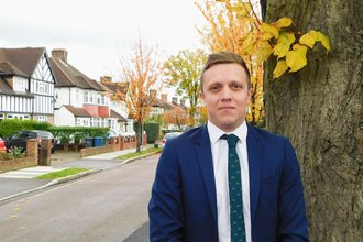 Jonathan Webb, Senior Lettings Negotiator, Harrow estate agents